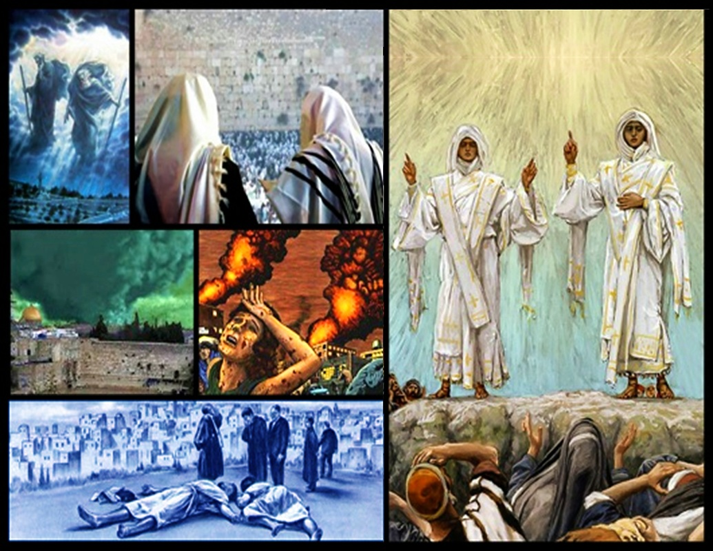 The ministry of the two witnesses