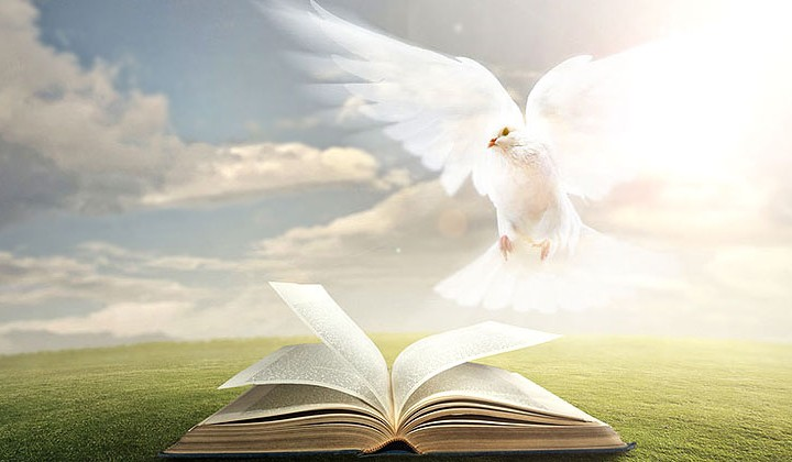 God's Word and His Spirit